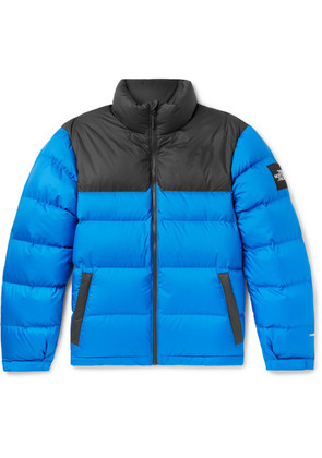 1992 Nuptse Quilted Shell Down Jacket