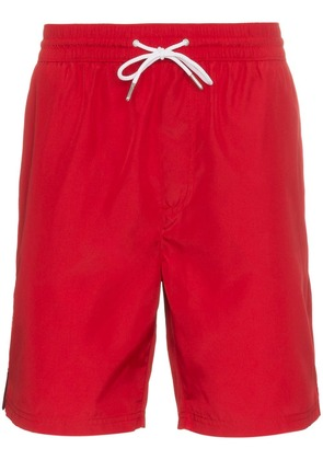 Burberry BURB SD LOGO SHRTS TRK RED