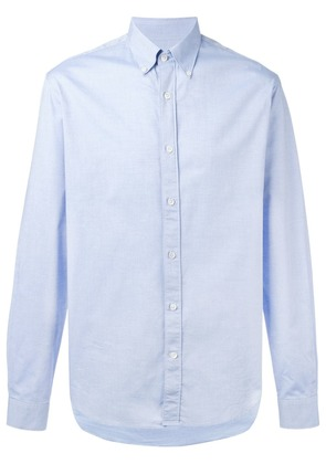 Gieves & Hawkes button-up shirt - Blue