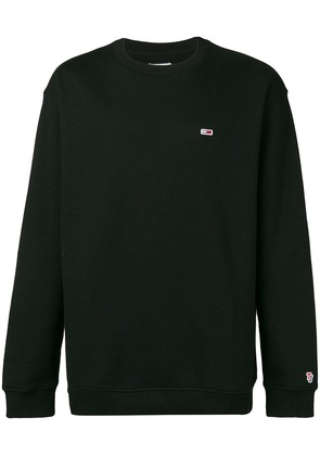 Tommy Jeans TJM Tommy Classic Sweat - Black