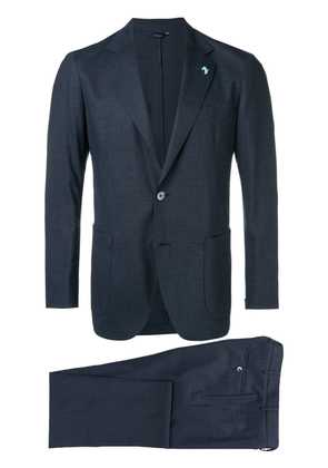 Tombolini classic two piece suit - Blue
