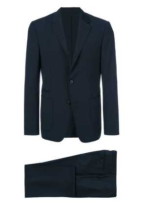 Z Zegna two piece suit - Blue