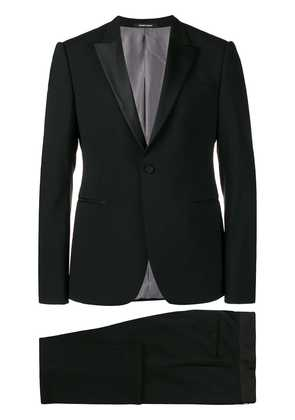 Emporio Armani two piece dinner suit - Black