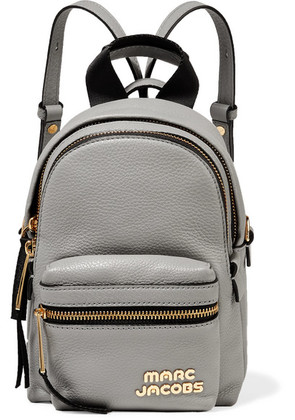 Marc Jacobs - Micro Leather Backpack - Stone