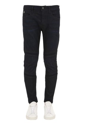 17CM MOTAC 3D DECONSTRUCTED DENIM JEANS