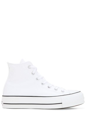 CHUCK TAYLOR HIGH PLATFORM SNEAKERS
