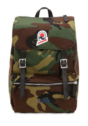 JOLLY CAMO BACKPACK