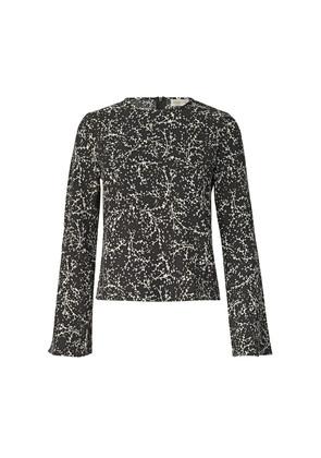 Blair Top - Flora Print