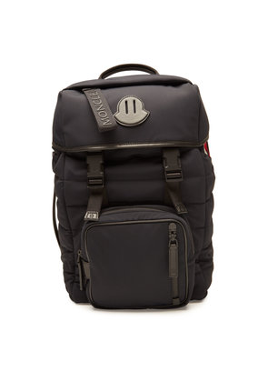 Moncler Chute Backpack with Leather