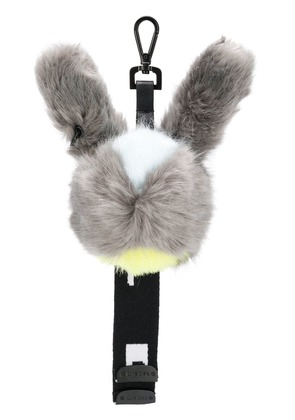 Diesel rabbit keyring - Grey