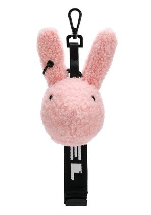 Diesel rabbit keyring - Pink & Purple