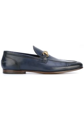 Gucci Jordaan loafers - Blue