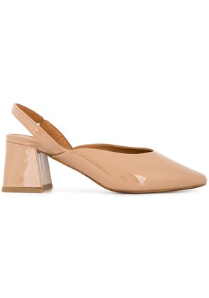 By Far Lisa pumps - Nude & Neutrals