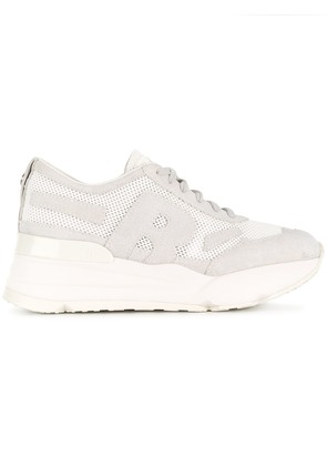 Rucoline platform sneakers - White