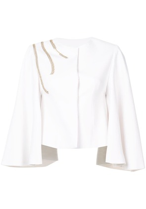 Thomas Wylde Payote jacket - White