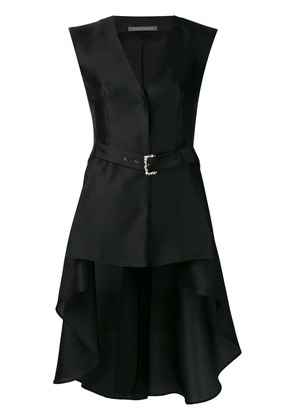 Alberta Ferretti tail jacket - Black