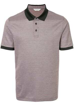 Gieves & Hawkes polo shirt - Red