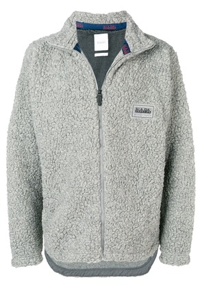 Napa By Martine Rose loose fitted cardigan - Grey