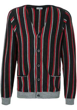 Lanvin V-neck striped cardigan - Multicolour