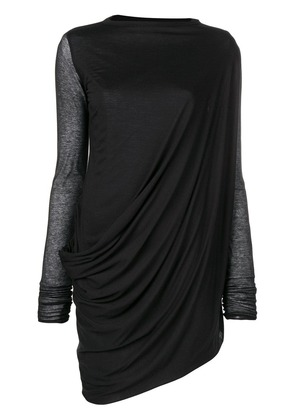 Rick Owens Lilies perfectly fitted blouse - Black