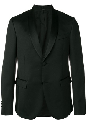 Fendi embellished dinner jacket - Black