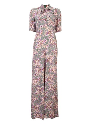 By Timo Green Bouquet Jumpsuit