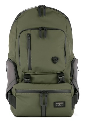 Makavelic Fearless Union backpack - Green