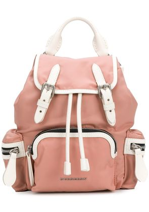 Burberry The Small crossbody backpack - Pink & Purple