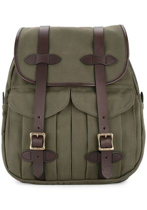 Filson loose fastened backpack - Green