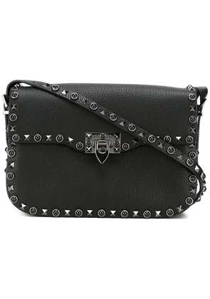 Valentino 'Rockstud Rolling' shoulder bag - Black