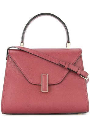 Valextra Iside mini cross-body bag - Red