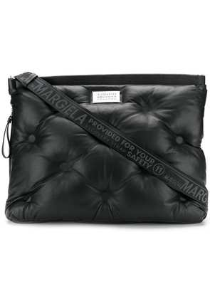 Maison Margiela quilted crossbody bag - Black