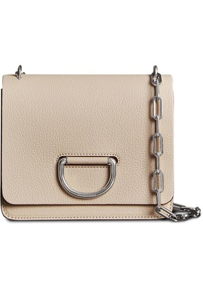 Burberry The Small Leather D-ring Bag - Nude & Neutrals