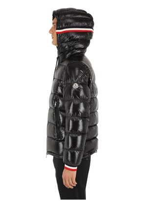 ALBERIC NYLON LAQUÉ DOWN JACKET