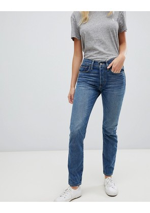 Polo Ralph Lauren high rise mom jean - 1