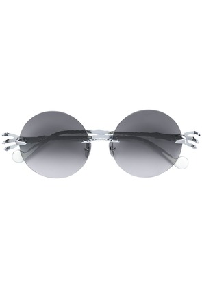 Anna Karin Karlsson The Claw And The Nest sunglasses - White