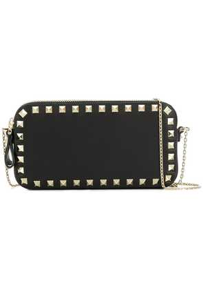 Valentino VALENTINO QW0P0P55BOL 0no Leather - Black