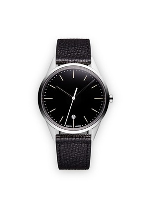 Uniform Wares C36 date watch - Black