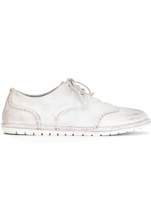 Marsèll lace up brogues - White