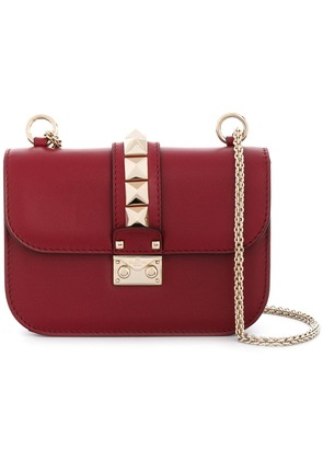Valentino Valentino Garavani Glam Lock shoulder bag - Red