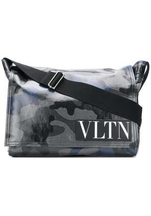 Valentino camouflage shoulder bag - Grey