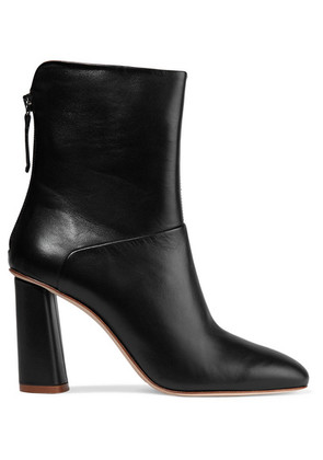 Acne Studios - Leather Ankle Boots - Black