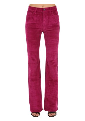 THE JARVIS JEAN FLARED CORDUROY PANTS