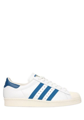 SUPERSTAR 80'S LEATHER SNEAKERS