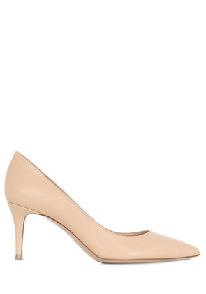 70MM NAPPA LEATHER PUMPS
