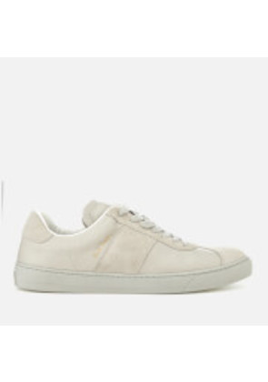 Paul Smith Men's Levon Suede Cupsole Trainers - Grey - UK 7 - Grey