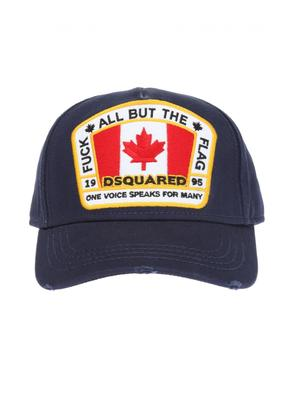 Dsquared2 Patched baseball cap