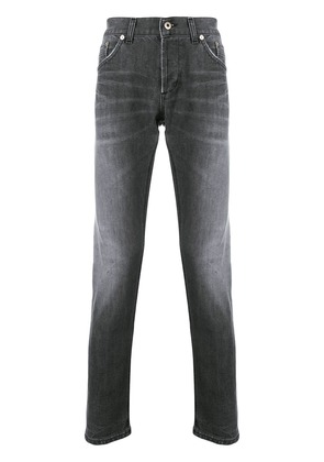 Dondup faded slim fit jeans - Grey