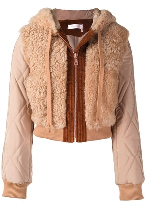 See By Chloé CHS18WCV0120024I - Nude & Neutrals