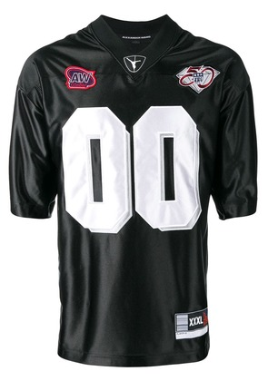Alexander Wang American football jersey - Black